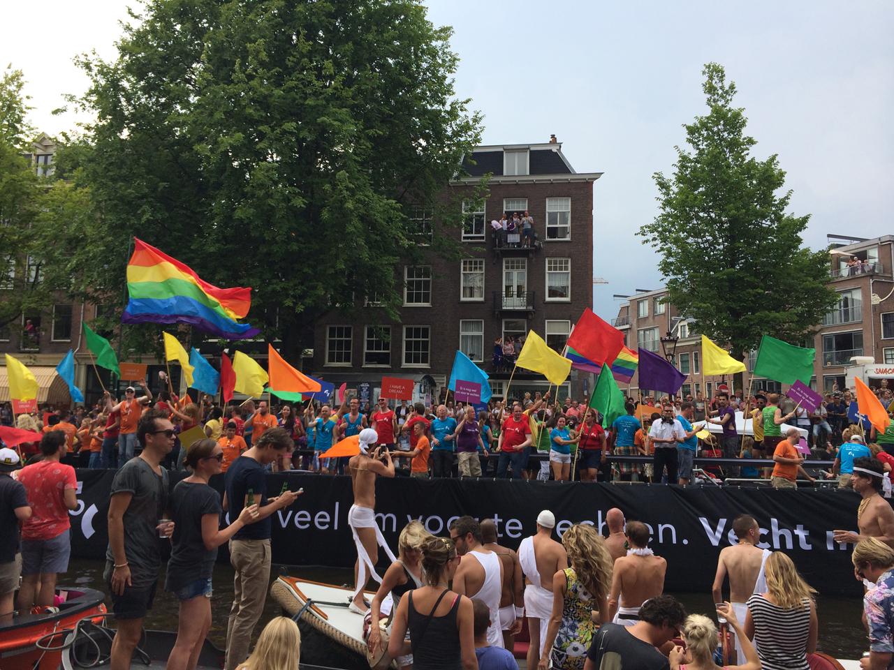 gay pride biggest