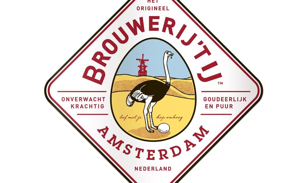 Logo of Brouwerij 't IJ