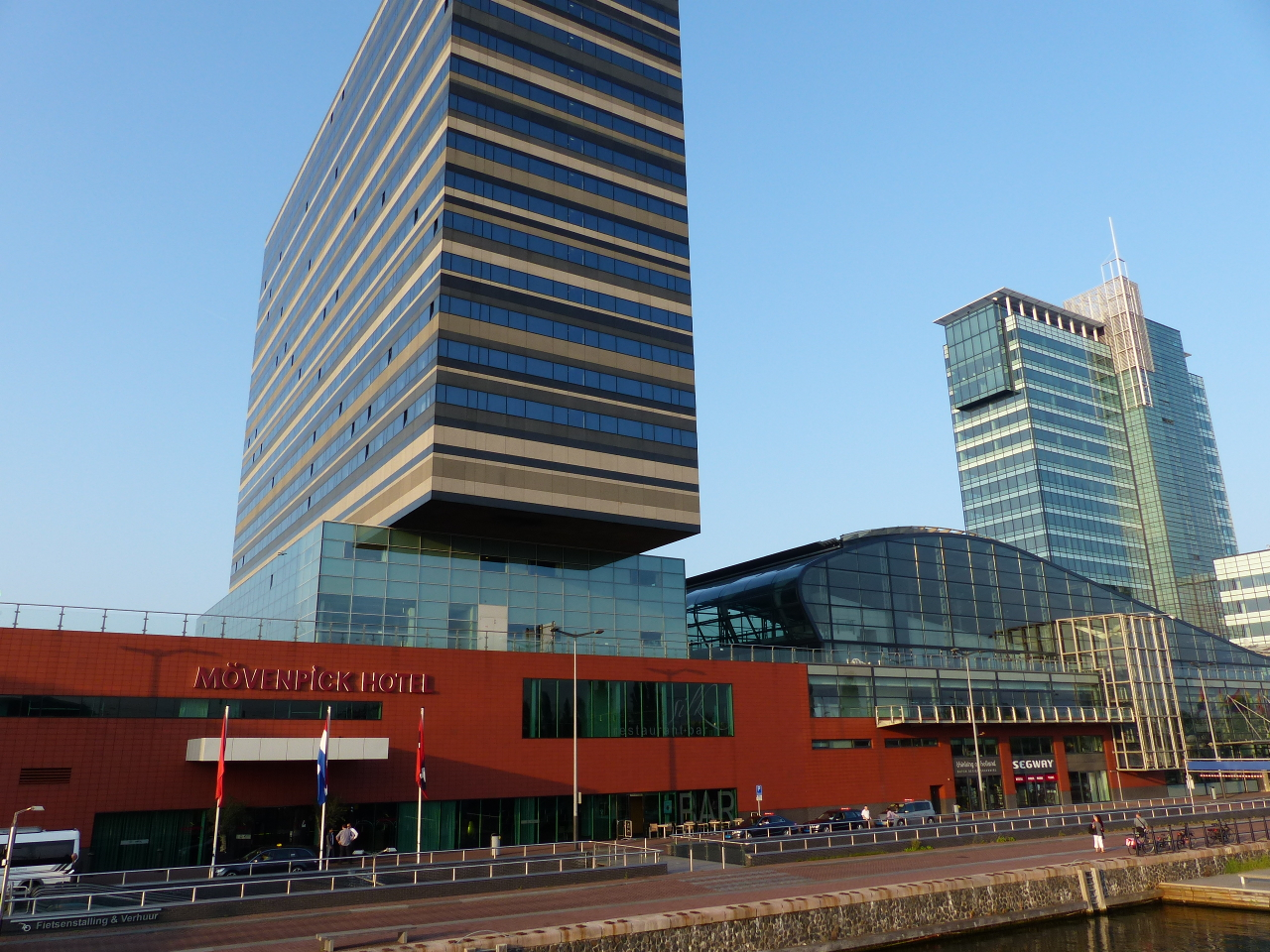 M venpick hotel amsterdam city world class on the river for Amsterdam hotel