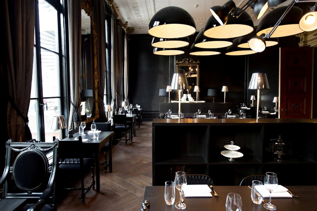 Canal house beautiful boutique hotel in 17th century for Design boutique hotels amsterdam