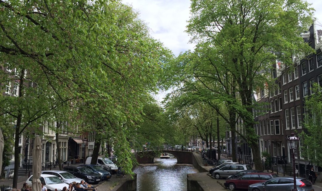 Leliegracht canal