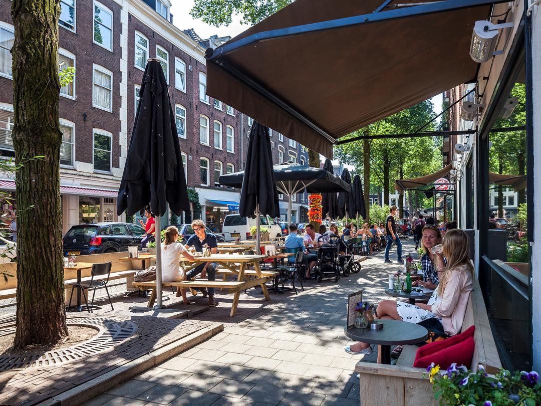 Venster 33 groovy restaurant in the heart of de pijp for Venster 33 menukaart