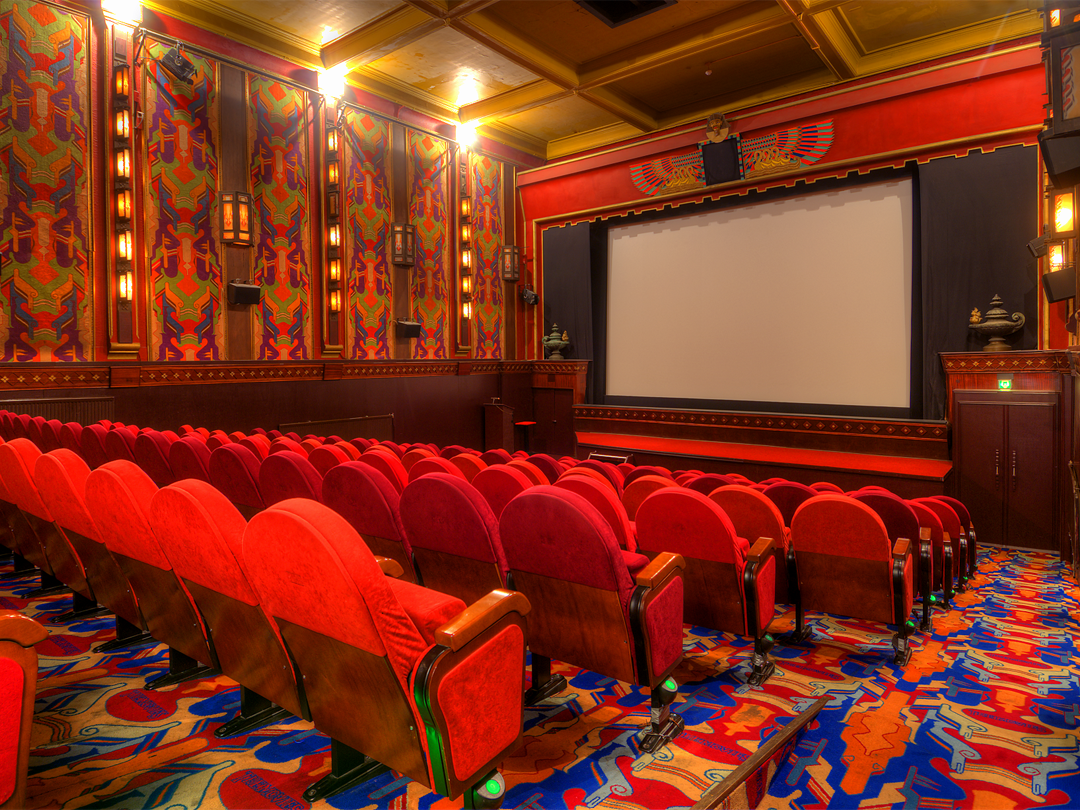 the movies cosy art deco cinema and oldest one in town conscious travel guide. Black Bedroom Furniture Sets. Home Design Ideas