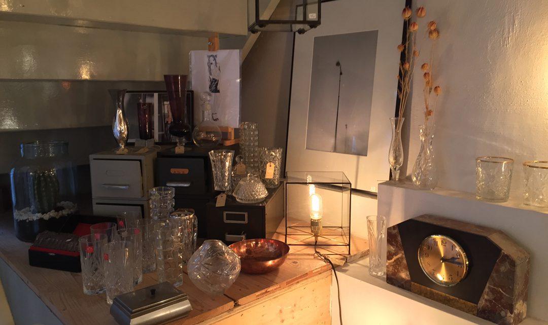 Lighting, homewares, artwork