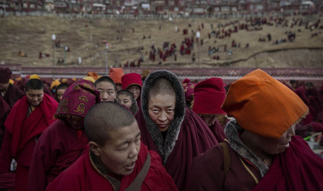 © Kevin Frayer - Bliss Dharma Assemply