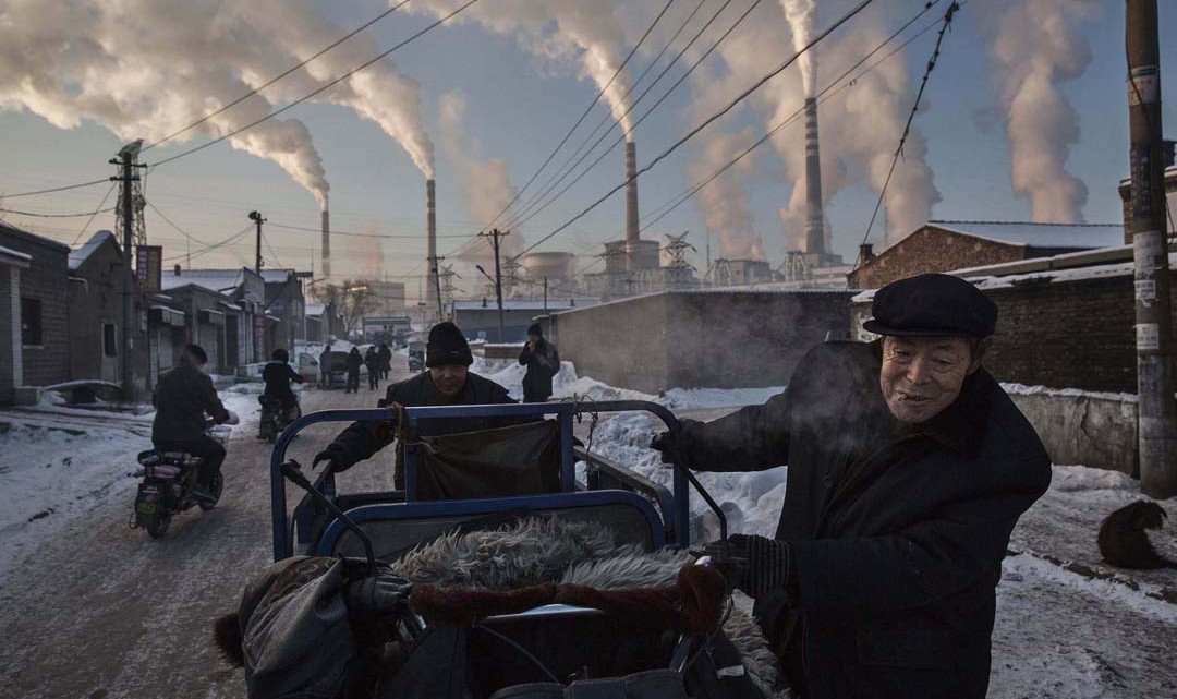© Kevin Frayer - China's Coal Addiction