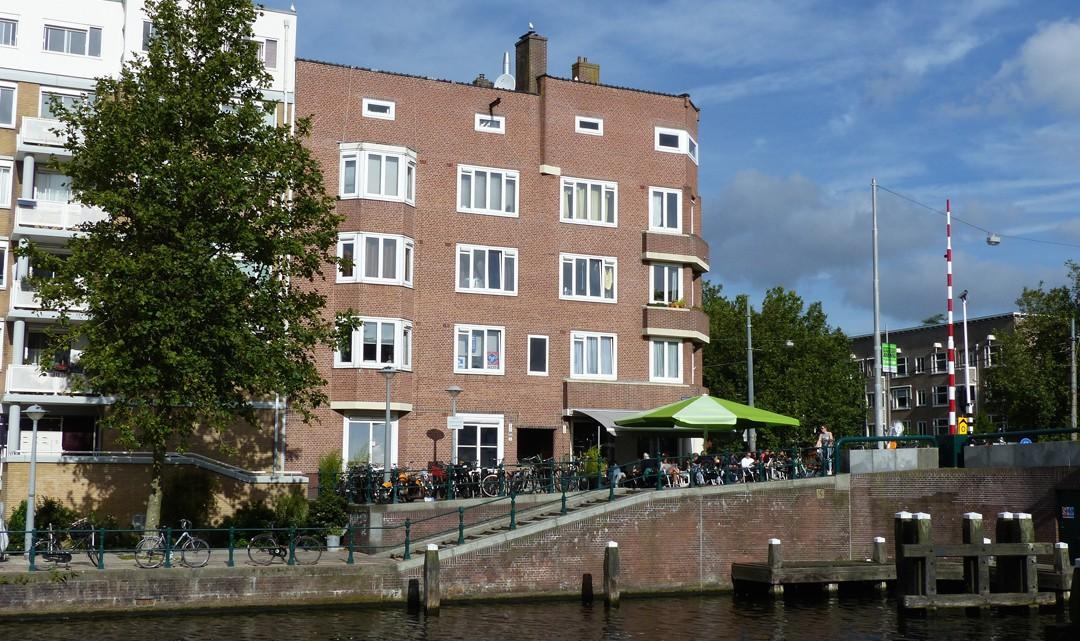 The restaurants exterior