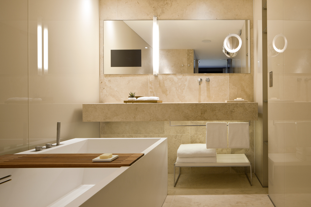 hotel bathroom design conservatorium hotel luxury in neo conservatory 12411