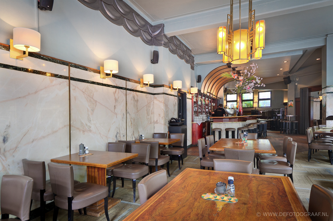 Cafe Wildschut | Charming Art Deco style cafe-restaurant | Conscious ...