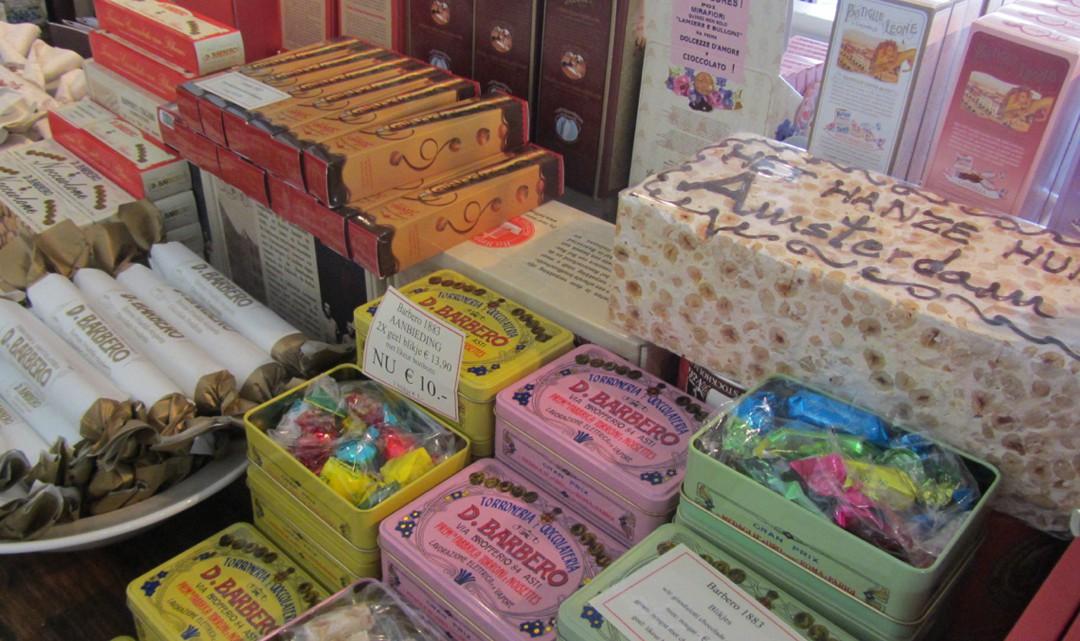 D. Barbero sweets