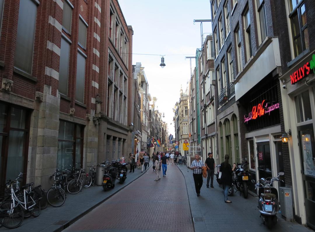 Red Light District Amsterdam S Notorious Neighbourhood